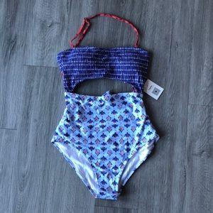 Cupshe One-Piece Swimsuit (Size Medium)